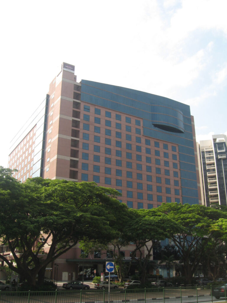 Grand Mercure Developed by Roxy Pacific